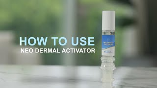 video thumbnail Neo Dermal Activator(NDA) youtube