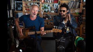 Video Sting And Shaggy: NPR Music Tiny Desk Concert MP3, 3GP, MP4, WEBM, AVI, FLV Agustus 2019