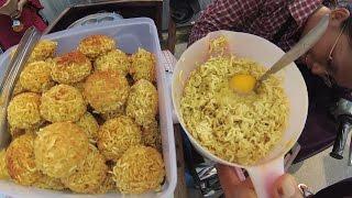 Video Jakarta Street Food 1287 MotorCycles Lady Sells Round Noodles Mie Bulet 5983 MP3, 3GP, MP4, WEBM, AVI, FLV Maret 2018