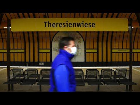 Deutschland: Maskenpflicht und mehr als 5.000 Corona-Tote