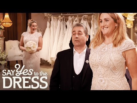 Is This Vintage Gown Bridal Enough?   Say Yes To The Dress Ireland