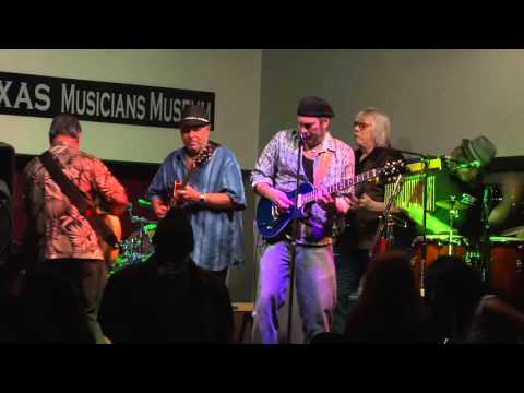 Standing On Shaky Ground - Kelly O'Shea, Brent Rozell, Jackie Don Loe, Danny Sanchez, Robert Ware, Roger Privitt and JW Dubber Hammett