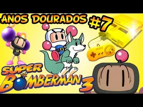 super bomberman 3 super nintendo