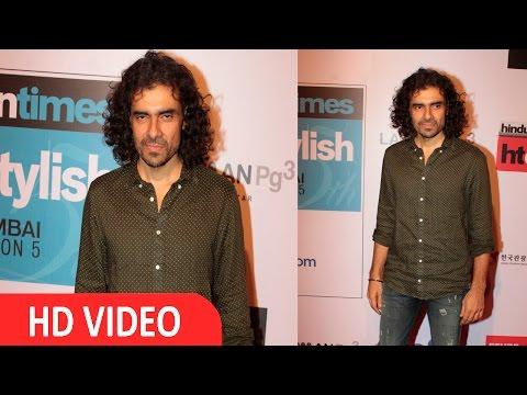 Imtiaz Ali At HT Mumbai's Most Stylist Awards