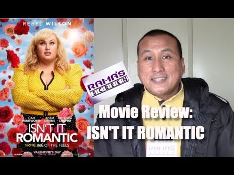 My Review of 'ISN'T IT ROMANTIC' Movie | Come Watch It For Rebel Wilson
