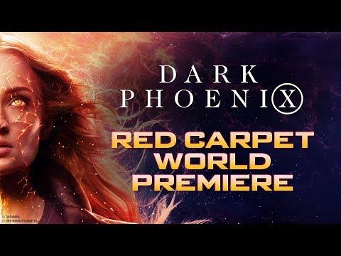 X-Men: Fénix Oscura - LIVE Red Carpet World Premiere?>