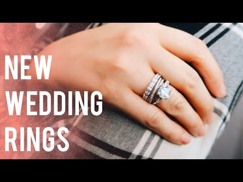 NEW WEDDING RINGS | EVERLY RINGS | LAURA LEE