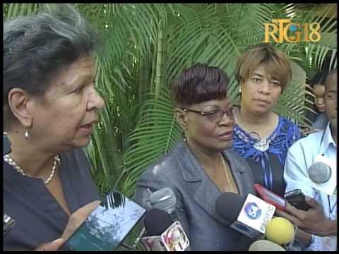Haiti / Education.- Lancement du projet ''Education Technique et Formation Professionnelle ''