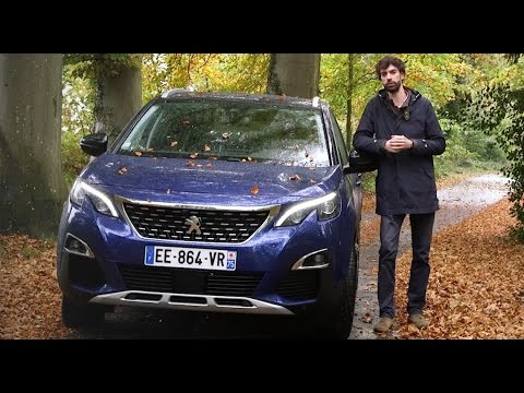 PEUGEOT 3008 Finition : 1.6 BlueHDi 120ch Business Pack S&S