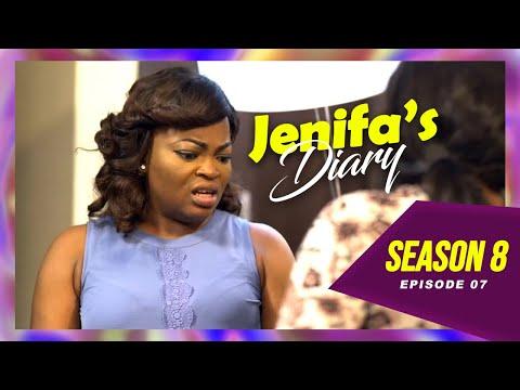 Jenifa's Diary S8EP7 -  Baby Sitter | ( JENIFA In LONDON)