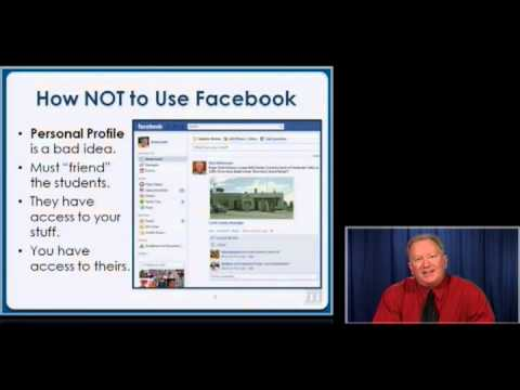 Can I Safely Use Facebook with Students for Class Interaction?