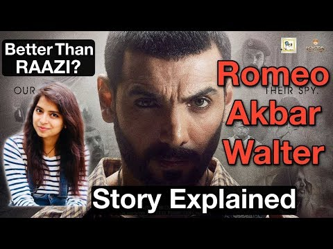 Romeo Akbar Walter Review | Romeo Akbar Walter Story