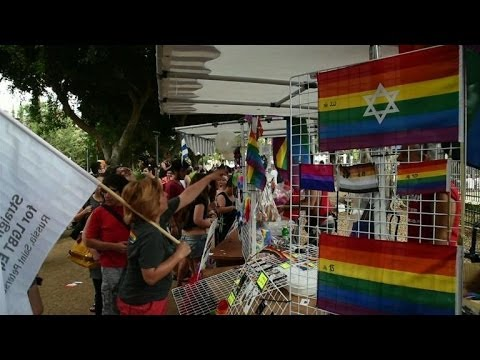 Tel Aviv's Gay Pride parade draws tens of thousands