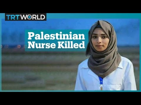 Israeli snipers kill Palestinian nurse in Gaza