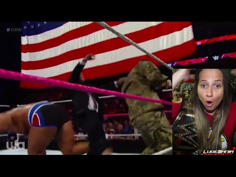 Raw - WWE Raw 10/20/14 Big E vs Rusev Super Kicks Army Guy Live Commentary/Live Reactions/LugeMania WWE Monday Night Raw Octover 20, 2014 ▽▽▽▽▽▽▽▽▽▽▽▽▽▽▽▽▽▽▽▽▽...