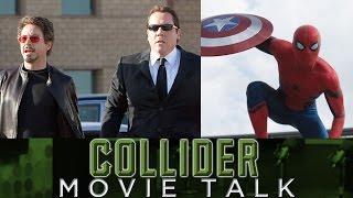 Jon Favreau Returns To Marvel For Spider-Man: Homecoming - Collider Movie Talk by Collider
