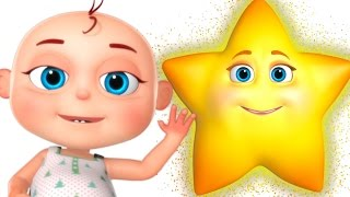 Twinkle Twinkle Little Star And Many More | Nursery Rhymes Collection for Babies | 3D Rhymes Video