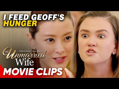 The wife and the mistress come face to face! | 'The Unmarried Wife'| Movie Clips (5/8)