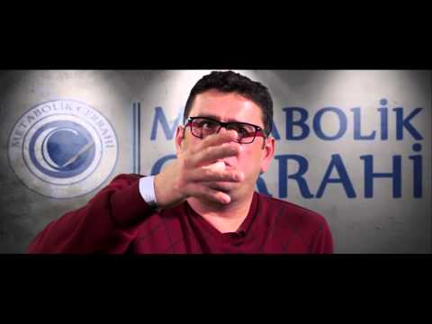 İlyas Ekşi - Metabolik Cerrahi
