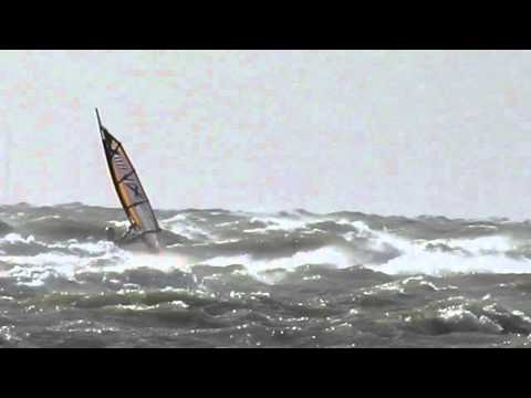 Windsurfing Hindeloopen 2012