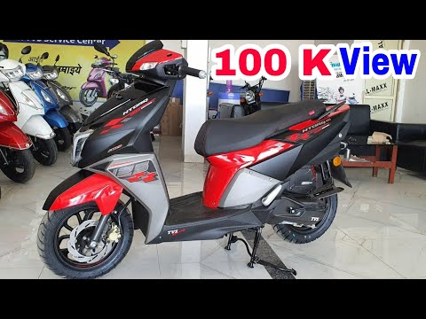 All New TVS NTorq 125Cc BS6 | TVS Scooter 2020 | On Road Price Mileage Specification Hindi Review !!