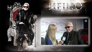 Schlagerstar und Kultsänger Heino im Interview mit WEB CHANNEL TV Promi News