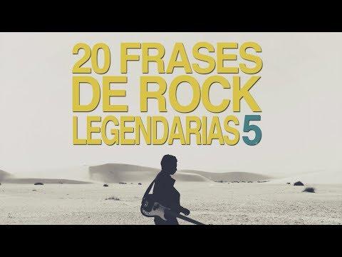 Poemas cortos - 20 Frases de Rock Legendarias que deberías escuchar 5