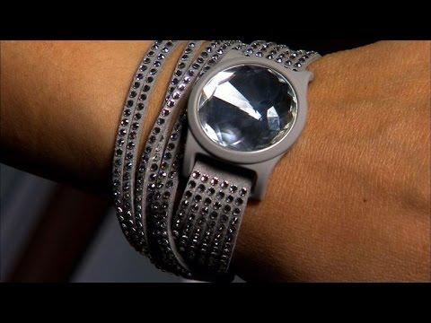 Misfit Shine gets extra sparkle with Swarovski crystals