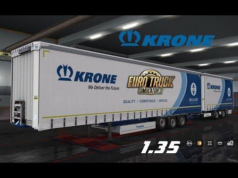 Krone Mega/Coil Liner by Sogard3 v3.4