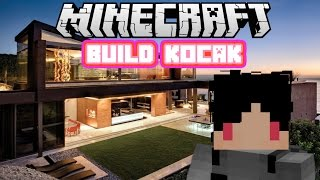 Video Minecraft Indonesia - Build Kocak (10) - Rumah Modern! MP3, 3GP, MP4, WEBM, AVI, FLV Oktober 2017