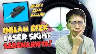 Video INILAH EFEK LASER SIGHT SEBENARNYA! - PUBG MOBILE INDONESIA MP3, 3GP, MP4, WEBM, AVI, FLV Januari 2019