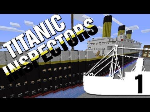 Titanic Inspectors: Episode 1