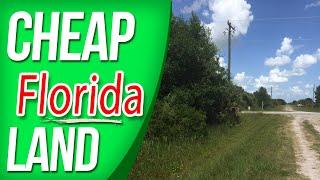 Okeechobee (FL) United States  city photos : Cheap Florida Land - Viking Estates - Okeechobee Florida
