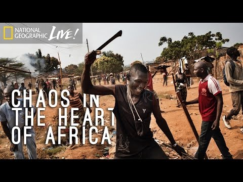 Chaos In The Heart Of Africa | Nat Geo Live