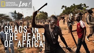 War between religious-based militias in Central African Republic is ravaging the nation. National Geographic writer Peter Gwin and photographer Marcus ...