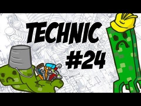 Tekkit – Episode 24 – Brewing Beer And Diamond Handsaws