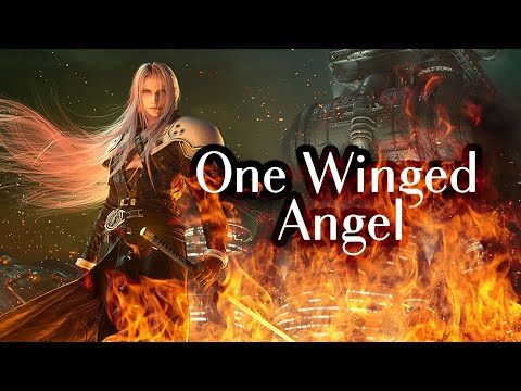 Dåvid Luis | Final Fantasy VII - One Winged Angel
