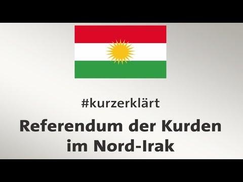 Referendum der Kurden im Nord-Irak
