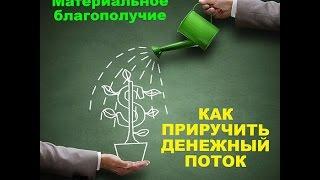 Материальное благополучие или как приручить денежный поток