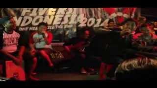 Five Minutes - Baba Irul FM Pujaan Hati (jambore Fivers 2014)