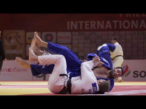 Judo: Spannende Kämpfe beim letzten Tag des Grand Sla ...