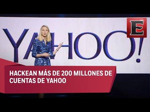 Hackean más de 200 millones de cuentas de Yahoo