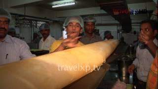 Coimbatore India  city photos gallery : Biggest Dosa at Hotel Annapurna, Coimbatore, India