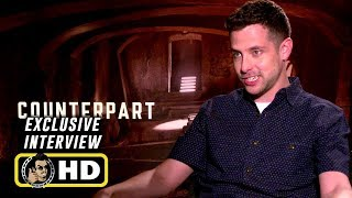 Justin Marks Exclusive Interview for COUNTERPART by Joblo TV Trailers