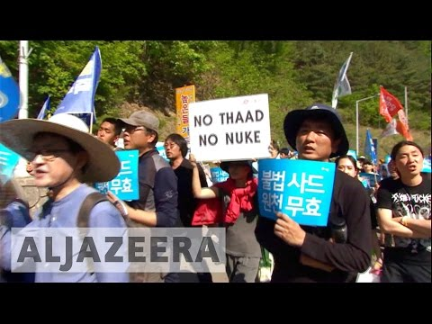 THAAD goes live amid growing South Korea anger