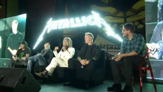 James Hetfield: 'I Don't Know Why We Waited So Long'
