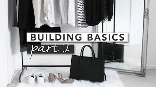 Here is part 2 of my building basics series! This video I'm focusing on those time capsule bottoms pieces. I hope you enjoy Building Basics Part 2 - Bottoms :) next up in the series will be accessories.E xx ( Shop similar looks here: http://bit.ly/2rTvYV7 )Hi! My name is Erin and I make lifestyle videos! Make sure to subscribe because I upload twice weekly :)VIDEO SCHEDULE:Thursday: LifestyleSunday: Style (hair or fashion)If you enjoy my content then make sure you sign up for some monthly inspiration: http://bit.ly/2iPo7jR ··················································································································Black Bag: http://bit.ly/2pdafW8Aveda: http://bit.ly/2qFLi3mLoving Tan: http://bit.ly/2rfSMgmNikes: http://bit.ly/2oFATHD Let's be friends :)TWITTER: http://www.twitter.com/eringrahammINSTAGRAM: http://www.instagram.com/erinelizabethhFACEBOOK: https://www.facebook.com/erinelizabet...PINTEREST: https://www.pinterest.com/erinngraham/ SNAPCHAT: eringrahammContact:blogerinelizabeth@gmail.comCamera I use: http://amzn.to/2lCW5Ju··················································································································Music Creds:Clouds by Joakim Karud http://soundcloud.com/joakimkarudMusic provided by Audio Library https://youtu.be/YrvBTBmqVPE
