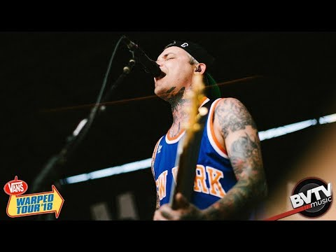 "The Amity Affliction - ""This Could Be Heartbreak"" LIVE! @ Warped Tour 2018 Mp3"