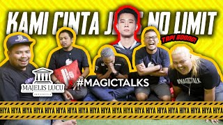 Video MAGICTALK x DEBAT KUSIR! PETCAAAAAH!! MP3, 3GP, MP4, WEBM, AVI, FLV Februari 2019