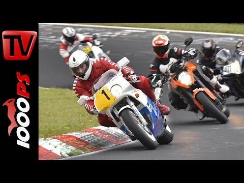 Motorrad Rennstreckentraining Nordschleife   MOTORRAD action team